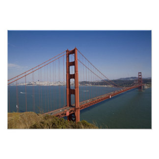 Puente Golden Gate, San Francisco, California, 5 Póster