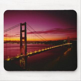 Puente Golden Gate, San Francisco, California, 5 Tapete De Raton