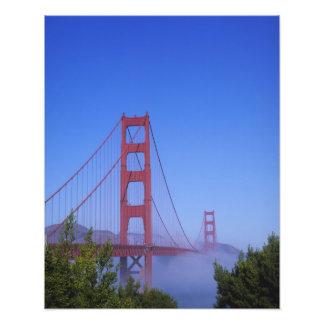 Puente Golden Gate, San Francisco, California, 6 Fotografias