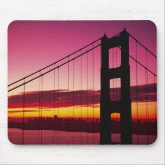 Puente Golden Gate, San Francisco, California, 6 Tapetes De Raton