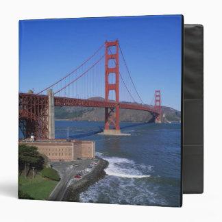 """Puente Golden Gate, San Francisco, California, 8 Carpeta 1 1/2"""""""