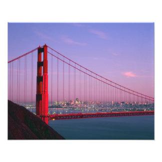 Puente Golden Gate, San Francisco, California, 8 Arte Fotográfico