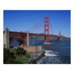 Puente Golden Gate, San Francisco, California, 8 Póster