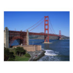Puente Golden Gate, San Francisco, California, 8 Tarjetas Postales