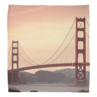 Puente Golden Gate San Francisco California Bandanas