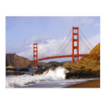 Puente Golden Gate, San Francisco, California Postales