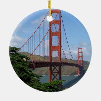 Puente Golden Gate, San Francisco Ornatos