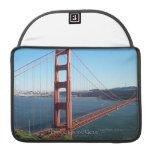 Puente Golden Gate, San Francisco Funda Macbook Pro