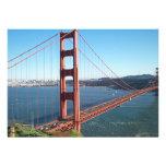 Puente Golden Gate, San Francisco Comunicado Personal