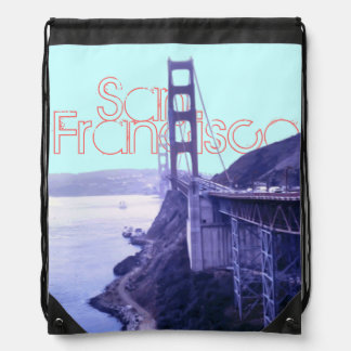 Puente Golden Gate San Francisco Mochilas
