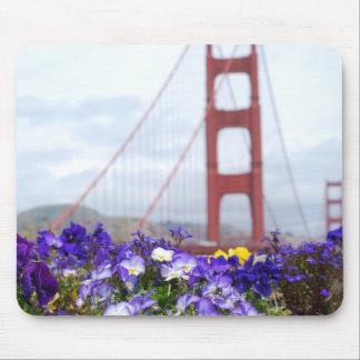 Puente Golden Gate San Francisco Mousepad Tapete De Ratones