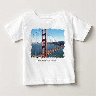 Puente Golden Gate, San Francisco Playera Para Bebé
