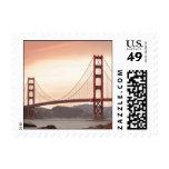 Puente Golden Gate, San Francisco Sello Postal