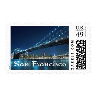 Puente Golden Gate, San Francisco, sellos de CA