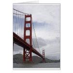 Puente Golden Gate San Francisco Tarjetas