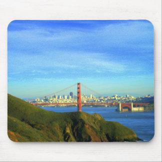 Puente Golden Gate Tapete De Ratón