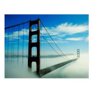 Puente Golden Gate Tarjeta Postal