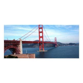 Puente Golden Gate Lona Personalizada