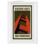 Puente Golden Gate Tarjetas
