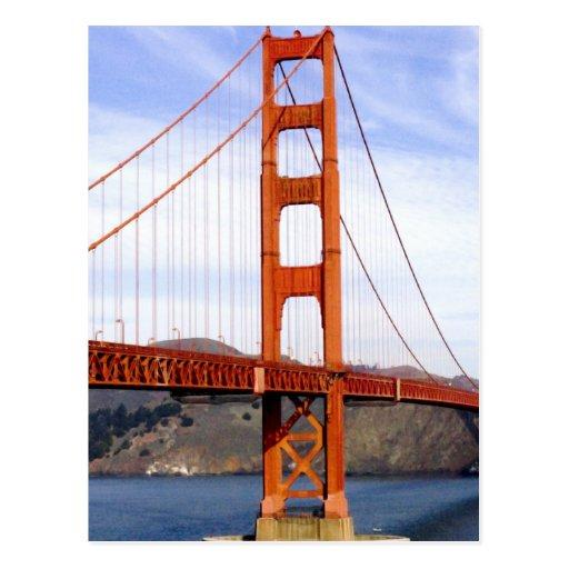 Puente Golden Gate Tarjetas Postales