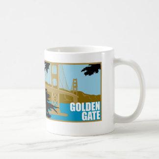 Puente Golden Gate Taza De Café