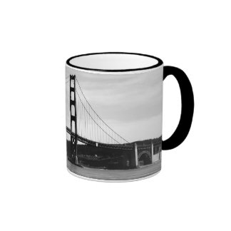 Puente Golden Gate - tazas