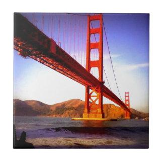 Puente Golden Gate Tejas Cerámicas