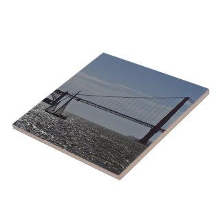Puente Golden Gate Tejas Ceramicas