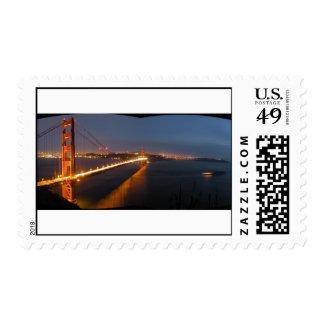 Puente Golden Gate Timbre Postal