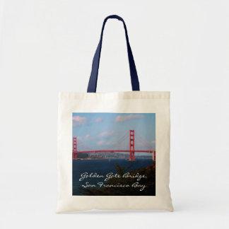 Puente Golden Gate Totebag Bolsa Tela Barata