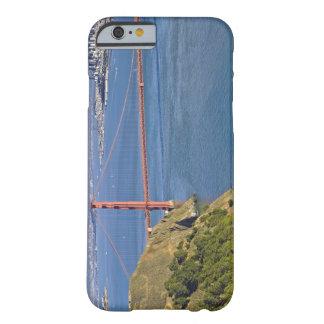 Puente Golden Gate y San Francisco. 2 Funda De iPhone 6 Barely There