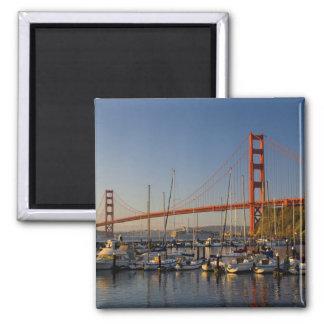 Puente Golden Gate y San Francisco 2 Imán Para Frigorífico