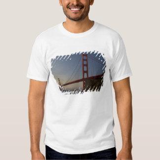 Puente Golden Gate y San Francisco 3 Poleras