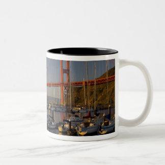 Puente Golden Gate y San Francisco 4 Taza De Café