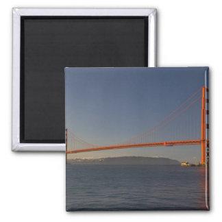 Puente Golden Gate y San Francisco 5 Imán De Nevera
