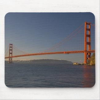 Puente Golden Gate y San Francisco 5 Tapete De Raton