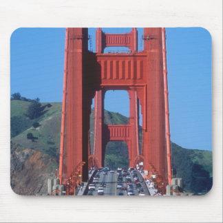 Puente Golden Gate y San Francisco Bay Tapetes De Ratón