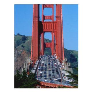 Puente Golden Gate y San Francisco Bay Postal