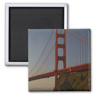 Puente Golden Gate y San Francisco Imán De Frigorifico