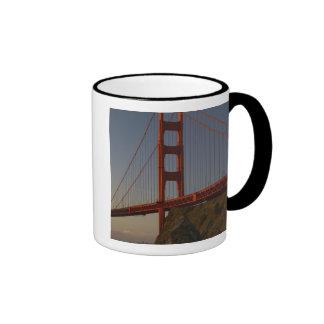 Puente Golden Gate y San Francisco Tazas