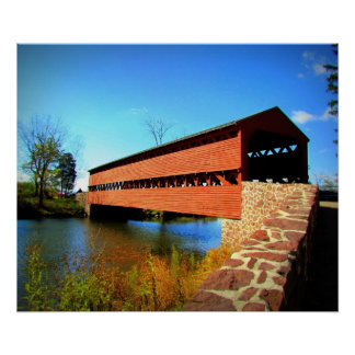 Puente histórico posters