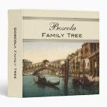Puente I, árbol de Rialto de familia de Venecia,