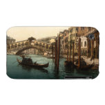 Puente I, Venecia, Italia de Rialto Case-Mate iPhone 3 Carcasa