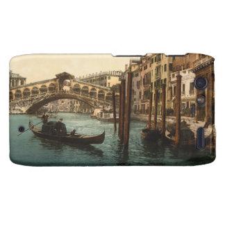 Puente I, Venecia, Italia de Rialto Droid RAZR Funda