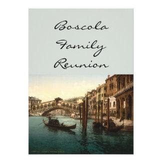Puente I Venecia Italia de Rialto
