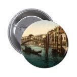 Puente I, Venecia, Italia de Rialto Pin