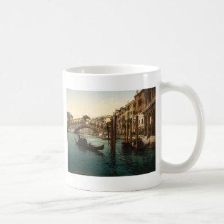 Puente I, Venecia, Italia de Rialto Tazas De Café