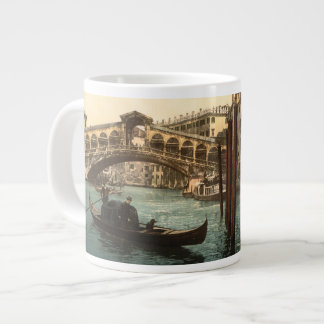 Puente I, Venecia, Italia de Rialto Tazas Extra Grande