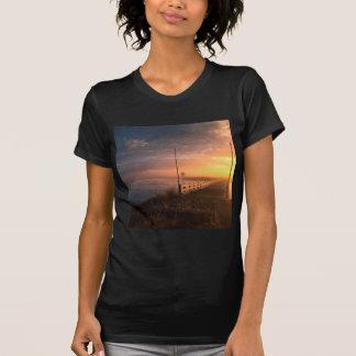 Puente Idaho de Osborn del río Camiseta