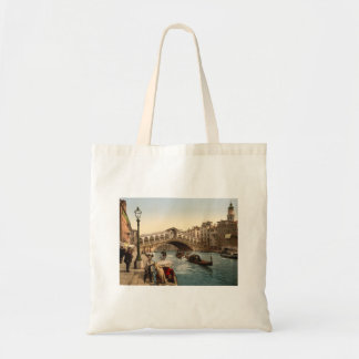 Puente II, Venecia, Italia de Rialto Bolsa Tela Barata